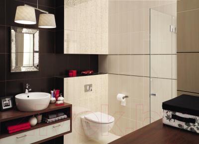 Плитка для пола ванной Tubadzin Flare Braz (333x333)