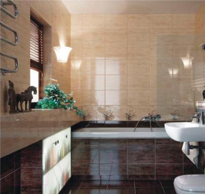 Декоративная плитка для ванной Tubadzin Toscana 1 (360x250)