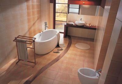 Плитка для пола ванной Tubadzin Kuba 2 (333x333)