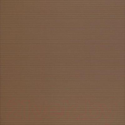 Плитка для пола ванной Tubadzin Maxima Brown (450x450)