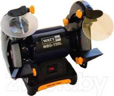Точильный станок Watt WBG-150L - общий вид