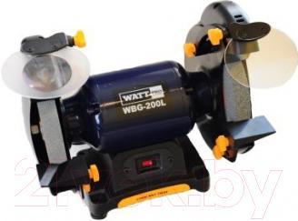 Точильный станок Watt WBG-200L - общий вид