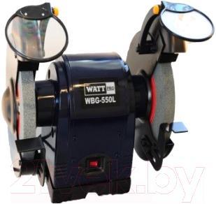 Точильный станок Watt WBG-550L - общий вид