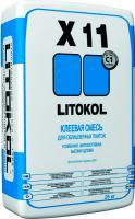 Клей для плитки Litokol X11 (25кг) -