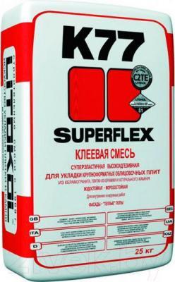 Клей для плитки Litokol Superflex K77 (25кг)