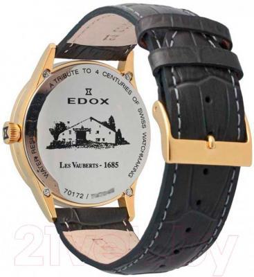 Часы мужские наручные Edox 70172 37JG GBD