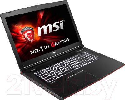 Ноутбук MSI GE72 2QC Apache (9S7-179221-219)