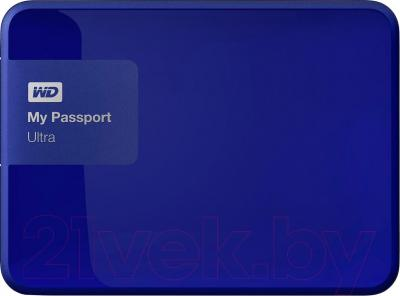 Внешний жесткий диск Western Digital My Passport Ultra (WDBBKD0020BBL)