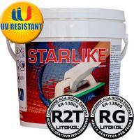 Фуга для плитки Litokol Litochrom Starlike C.440 (2.5кг, лайм) -