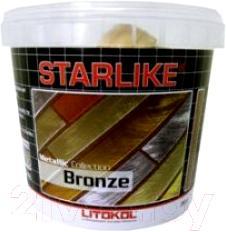 Добавка к затирочным смесям Litokol Bronze (200г)