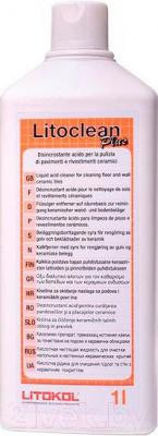 Чистящее стредство для плитки Litokol Litoclean +  (1кг)