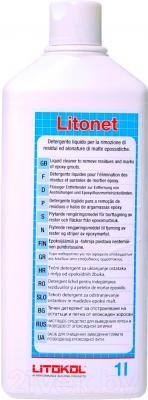 Чистящее средство для плитки Litokol Litonet (1кг)