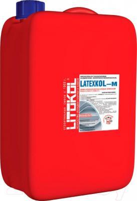 Латексная добавка Litokol Latexkol-м (3.75кг)