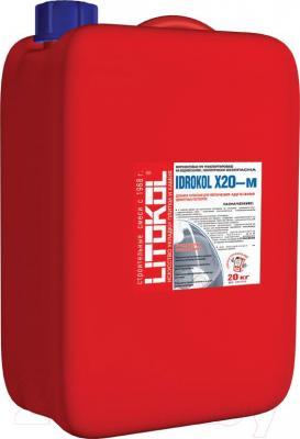 Латексная добавка Litokol Idrokol X20-м (10кг)