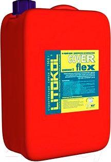 Гидроизоляция жидкая Litokol Coverflex А+B (10кг, белый) - компонент B