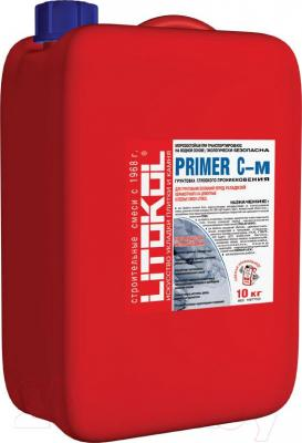 Грунтовка Litokol Primer С-м (10кг)