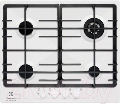 Газовая варочная панель Electrolux EGG96343NW