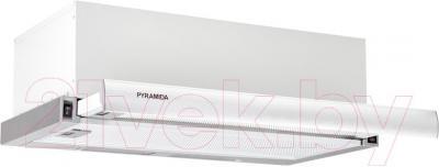Вытяжка телескопическая Pyramida TL 60 Inox/2M