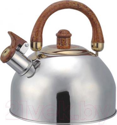 Чайник со свистком Bohmann BHL-642