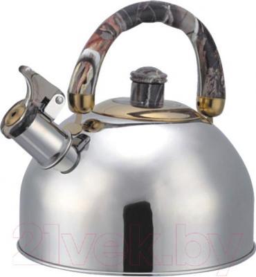 Чайник со свистком Bohmann BHL-643