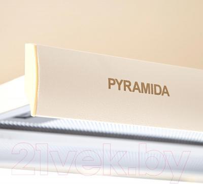 Вытяжка телескопическая Pyramida TL 60 Ivory/2M