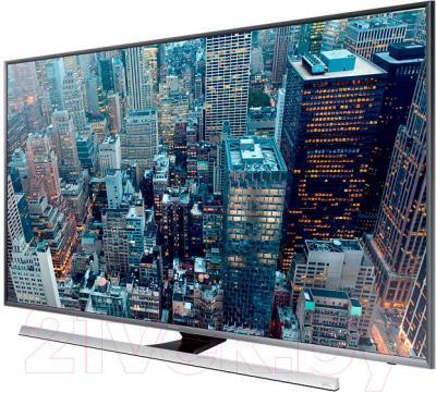 Телевизор Samsung UE55JU7000UXRU