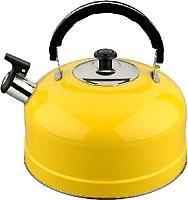 Чайник со свистком Irit IRH-418 (желтый) -
