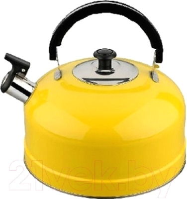 Чайник со свистком Irit IRH-418 (желтый)