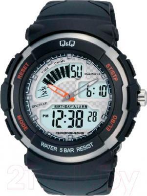 Часы мужские наручные Q&Q M012J001