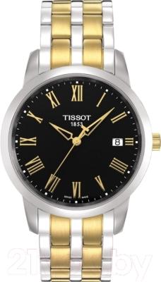 Часы мужские наручные Tissot T033.410.22.053.01