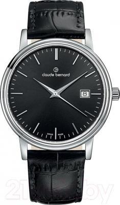 Часы мужские наручные Claude Bernard 53007-3-NIN