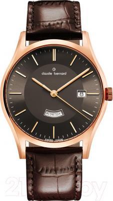 Часы мужские наручные Claude Bernard 84200-37R-BRIR