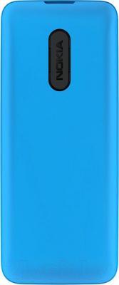 Мобильный телефон Nokia 105 Dual (голубой) - общий вид