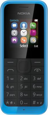 Мобильный телефон Nokia 105 Dual (голубой)