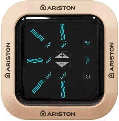 Накопительный водонагреватель Ariston ABS VLS INOX PW 50 D - дисплей