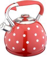 Чайник со свистком SSenzo PTIDK299RD -