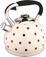 Чайник со свистком SSenzo PTIDK299WH -