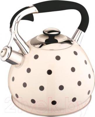 Чайник со свистком SSenzo PTIDK299WH