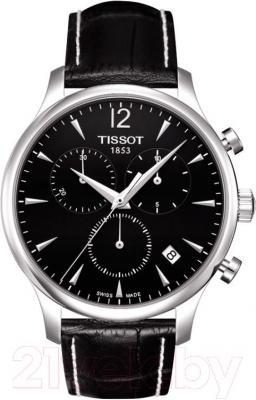 Часы мужские наручные Tissot T063.617.16.057.00