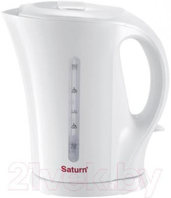 Электрочайник Saturn ST-EK0002 (белый)