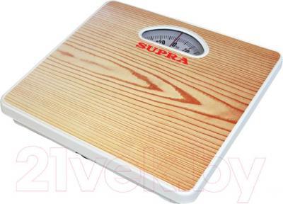 Напольные весы механические Supra BSS-4061 Wooden