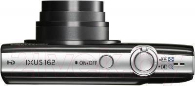Компактный фотоаппарат Canon IXUS 162 (черный)