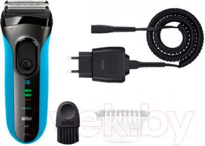 Электробритва Braun Series 3 3040s Wet&Dry (81479580)