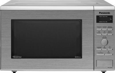 Микроволновая печь Panasonic NN-GD382SZPE - общий вид