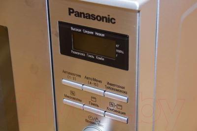 Микроволновая печь Panasonic NN-GD382SZPE - панель 1