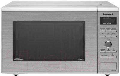 Микроволновая печь Panasonic NN-GD392SZPE - вид спереди