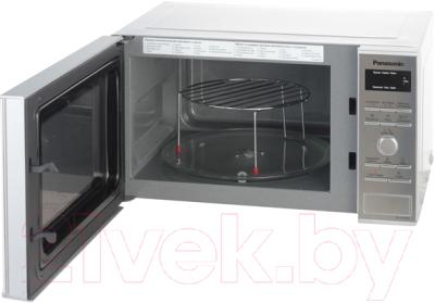 Микроволновая печь Panasonic NN-GD392SZPE - с открытой дверцей