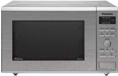 Микроволновая печь Panasonic NN-SD382SZPE - вид спереди 2