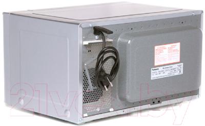 Микроволновая печь Panasonic NN-SD382SZPE - вид сзади