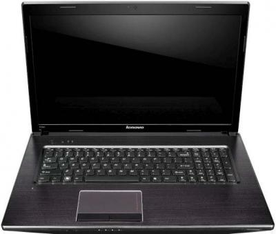 Ноутбук Lenovo IdeaPad G780 (59338247) - фронтальный вид
